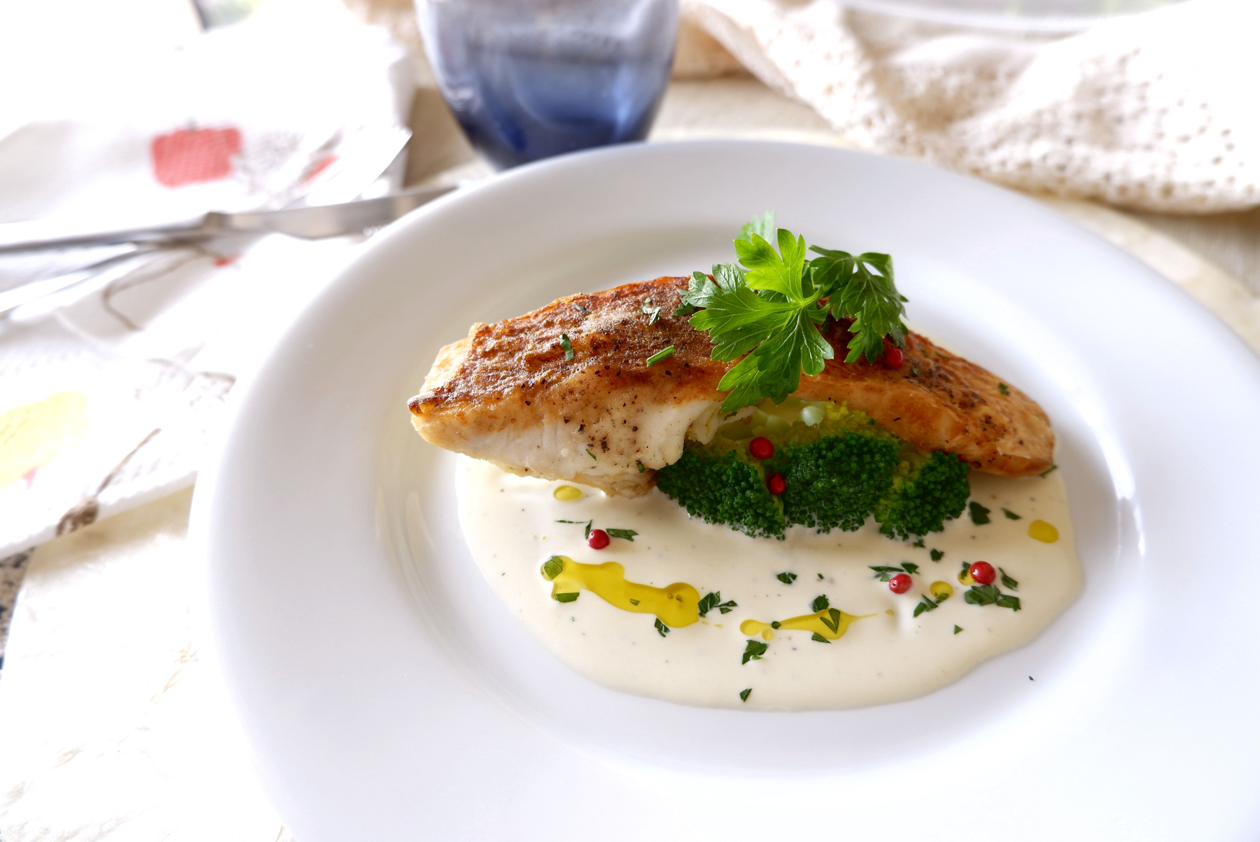 魚のバルサミコ